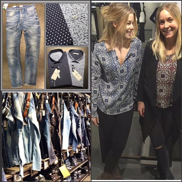 Top tjej- 299,95 jeans kille från 599,95 skjorta 499,95